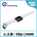 2015 Hot Selling Smart Watch Silicone Quality Watchband