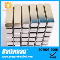 High Standard Strong N50 N52 Neodymium Magnets Block