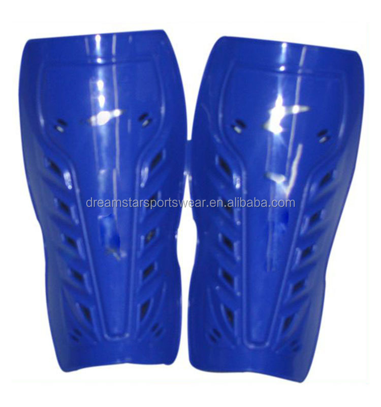 Cheap Leg Plastic Soccer Guard