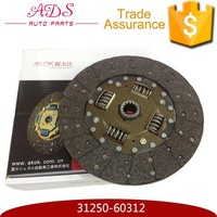 Auto Parts manufacturer automatic transmission clutch disc for toyota OEM:31250-60312