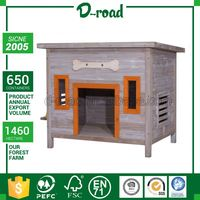 Promotional Price Custom Color Outdoor Decorative Folding Dog House