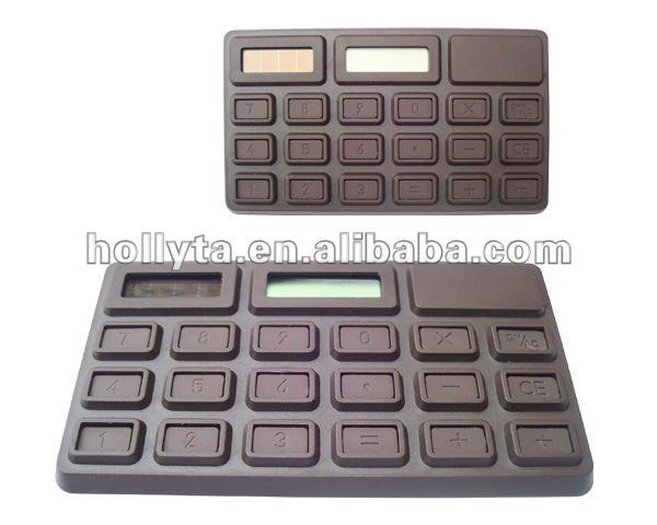 Hot Sales Silica Gel Calculator& calculator without magnet
