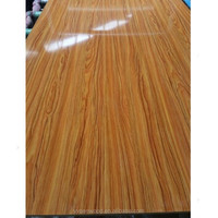 18mm high gloss laminated particle board
