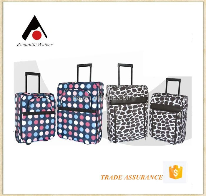 Factory price cheap trolley bags