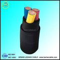 H07RN-F Rubber cable rubber insulated flexible cable for fixed laying out cables