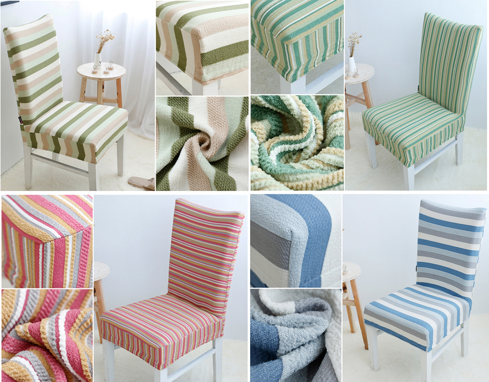 Chinese suppliers wholesale polyester spandex stretch dining chair covers wholesale