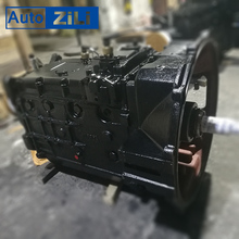truck and bus from Chinese Manufacturer yutong zhongtong kinglong manual Transmission Gearbox Assembly S6-160(QJ1606)