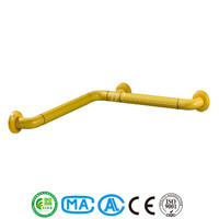 Bathroom accessories corner grab rail for elderly