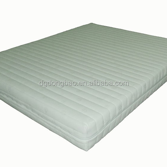 Sleep Innovations Memory Foam Mattress with removable bamboo cover