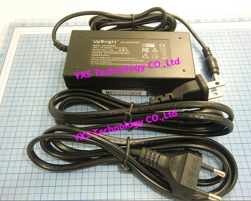 AC/DC adapter for Powersolve PSG60-24-04ES PSG60-24-<strong>04</strong> power Supply Cord Cable input : 100-240 VAC 50/60Hz Worldwide use