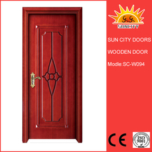 SC-W094 Best Quality Cheapest Price Wardrobe Wood Door Furniture
