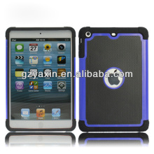 China wholesale football design plastic case back cover for ipad mini