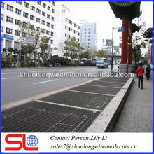 (hot sale)hot dipped galvanized all kinds of grid/square metal plate
