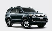 2014 Toyota New Fortuner 2.7 V AT RWD