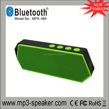 MPS-389 Hang up CE ROHS FCC BQB wireless bluetooth speaker