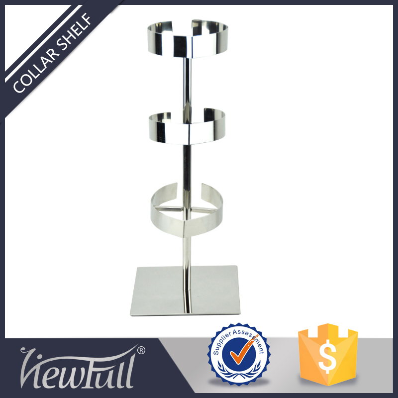 Hot new products retail store collar exhibition display stand