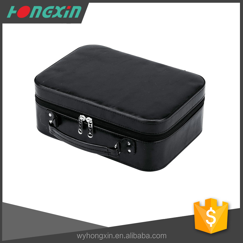 clear black High quality cardboard paper New style rolling case