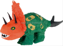Triceratops Dinosaur Pinata - Boys Themed Birthday Party Supplies & Games
