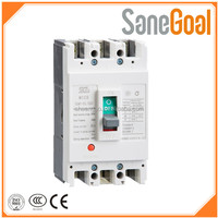best sell Yueqing Supplier Wholesale 63L 63A 4 Pole Moulded Case Circuit Breaker MCCB