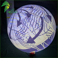 Light Helium Balloon / LED Light Illuminated Balloons for Advertising Event