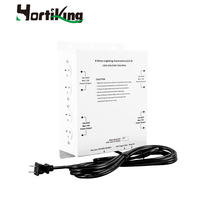 Hydroponic 8 Outlet Ballast HID Grow