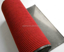 Anti-slip entrance rubber and PVC door mat