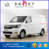 China 2.0L petrol engine large cargo mini van