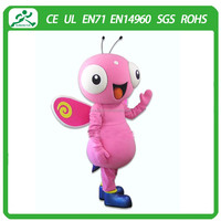 Funny bee cartoon character mascot,bee mascot costume , mascot costume for sales