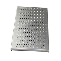 D300 Cable Trench Drain Grating Cover