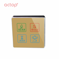 ACTOP Electronics Doorplate For Smart Hotel for Smart Hotel