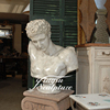 Indoor Use hermes bust sculpture with low price