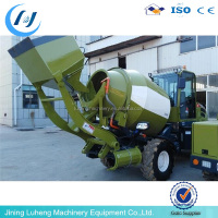 1.5 cbm concrete cement mixer machine price ,mobile concrete mixer truck with self loading