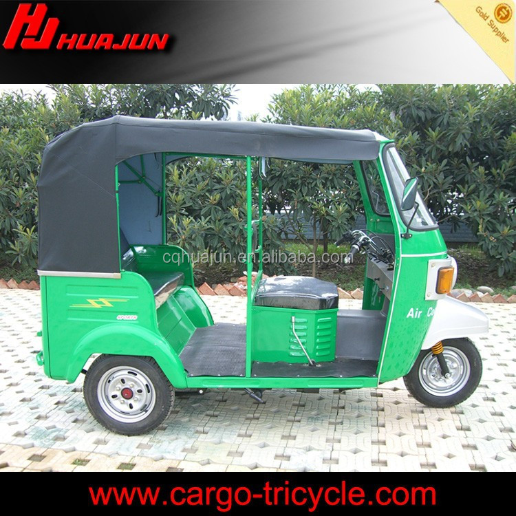 New model Bajaj type tricycle for passenger on selling