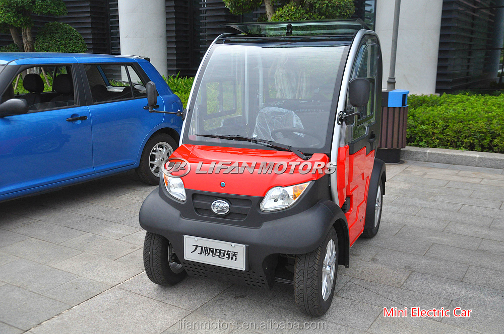 Excellent price new electric car Lifan100E