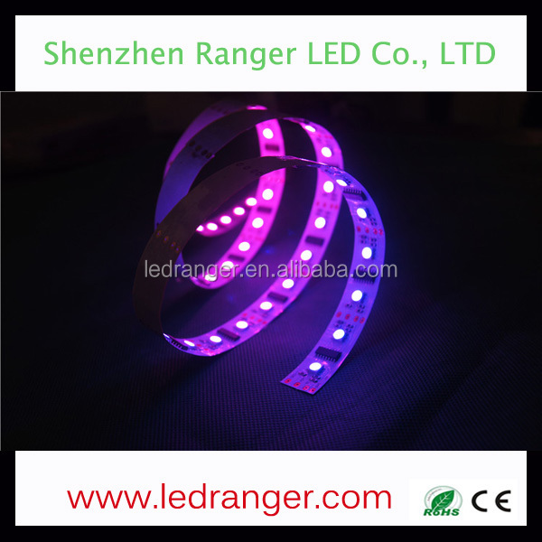 nonWaterproof ip20 DC5v LED Strip Light LPD8806,LPD8806 32/36/48/52 LEDs/Pixels,DC5-9V