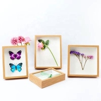 Door to door Wall Art 3D Shadow Box frame Specimen Box Frame 8x10 inch