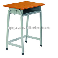 Single School desk for classroom students seat SF-05FD