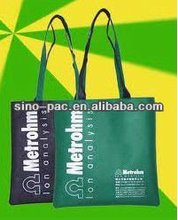 Can be screen printing ads, marks non-woven bags