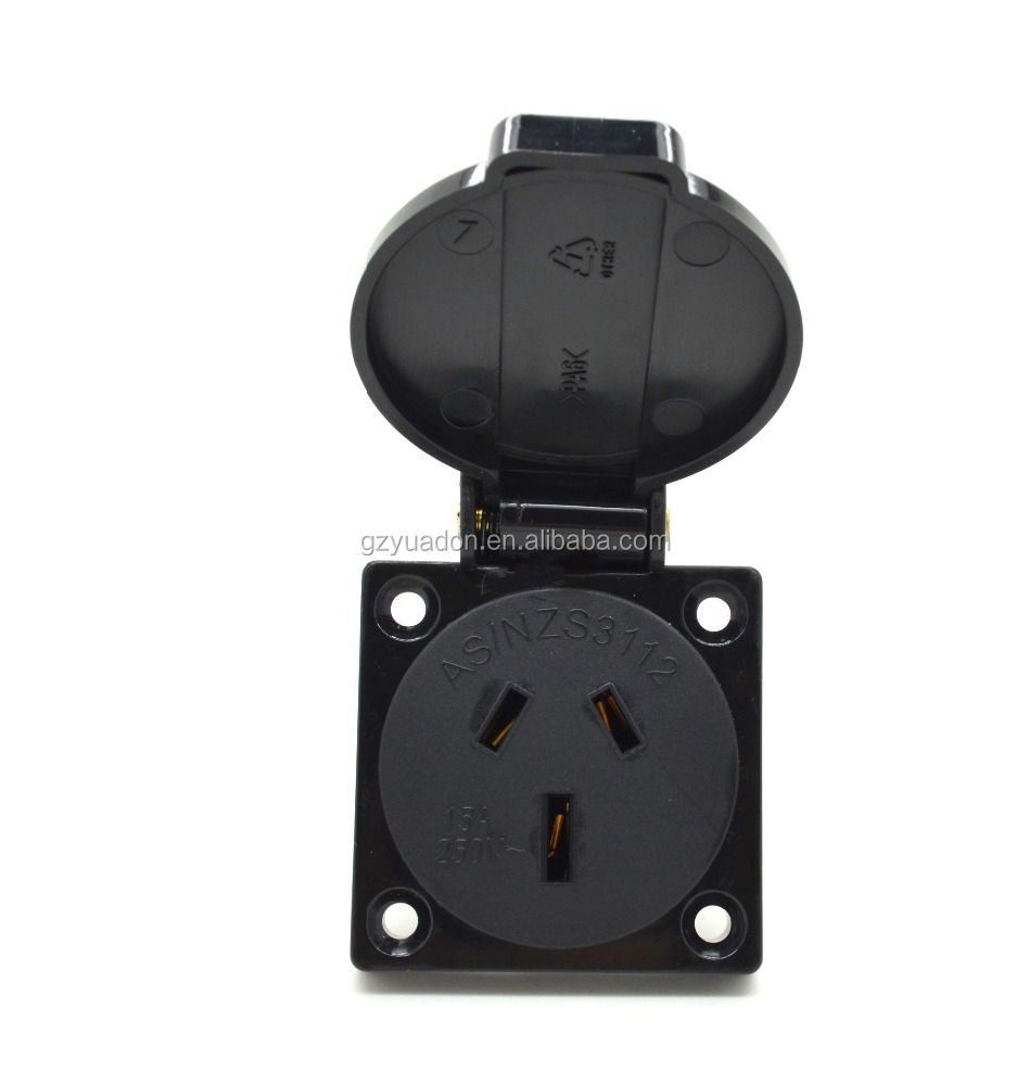 waterproof pin weatherproof switched socket outlet retractable socket outlet electric floor outlet covers