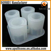 silicone Ice Cube make shot Glass Freeze cup