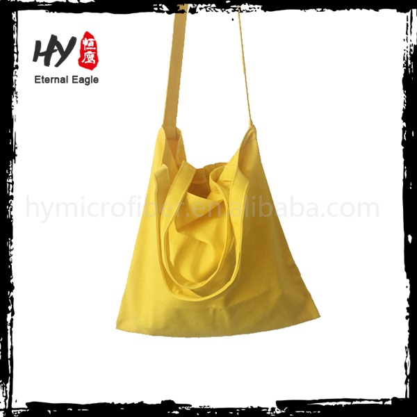 Good quality stylish canvas tote bag with CE certificate
