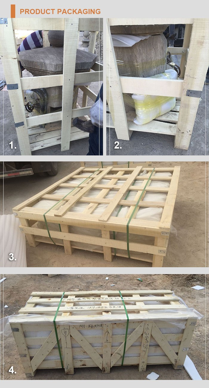 Garden Marble Carving StoneTable Chair