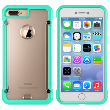 For iphone 7 plus clear case, high quality cell phone cover for iphone7 plus