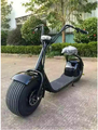 18*9.5 car tyre seev citycoco electric scooter 800w brushless mobility scooter for adult electric chopper motorcycle
