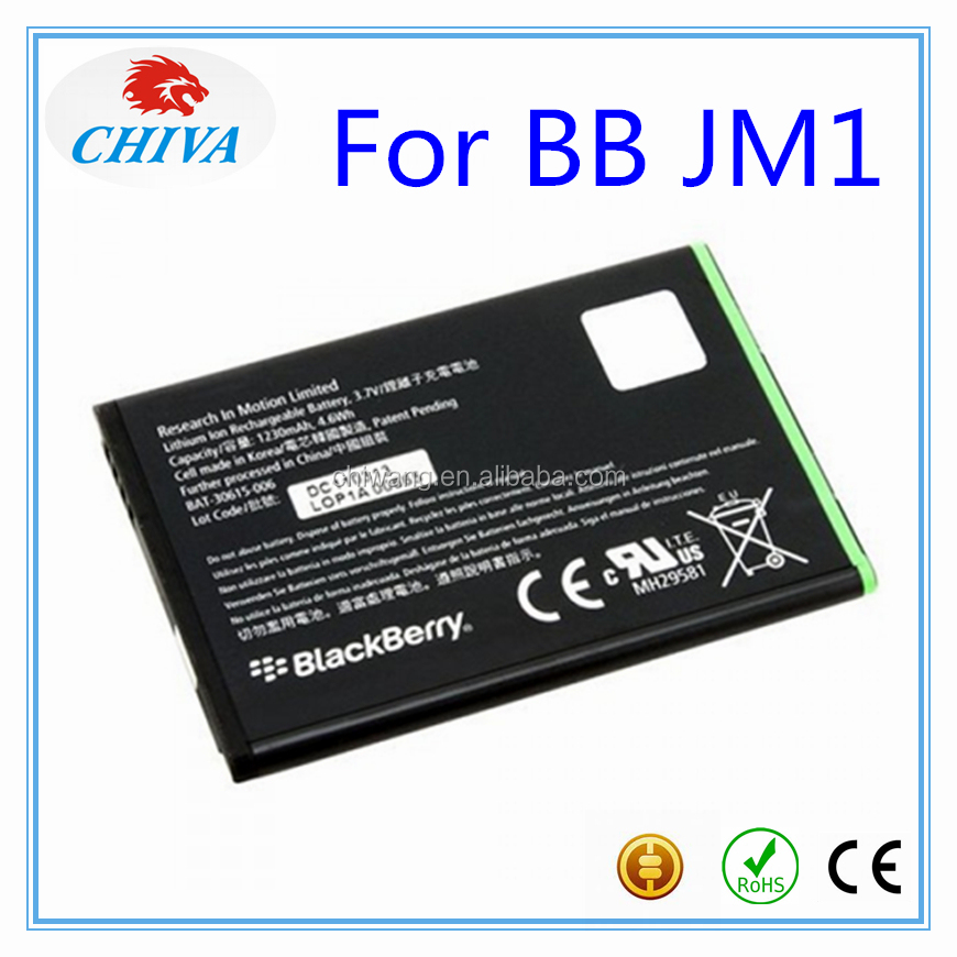Li-Lon The Battery For Blackberry JM1 J-M1 Battery