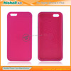 High End Market Metal bumper clear back cover for iphone 6 plus