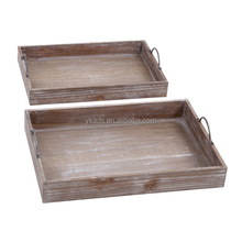 Indian wedding decoration tray for Home Hotel Restaurant Usage