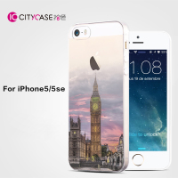 city&case phone case cover for iPhone5se
