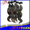 Soft and tangle free wholesale virgin Eurasian hair bundles in stock