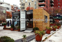 Bright container house for sale